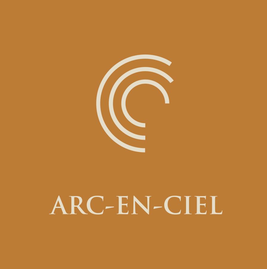 Logo Arc-en-ciel, un vin Bio à Visan.