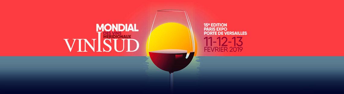 Expo Porte de Versailles à Paris : Vinisud.
