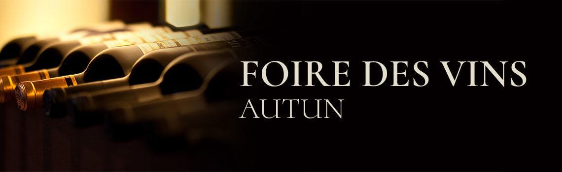 Foire des vins d'Autun 2019