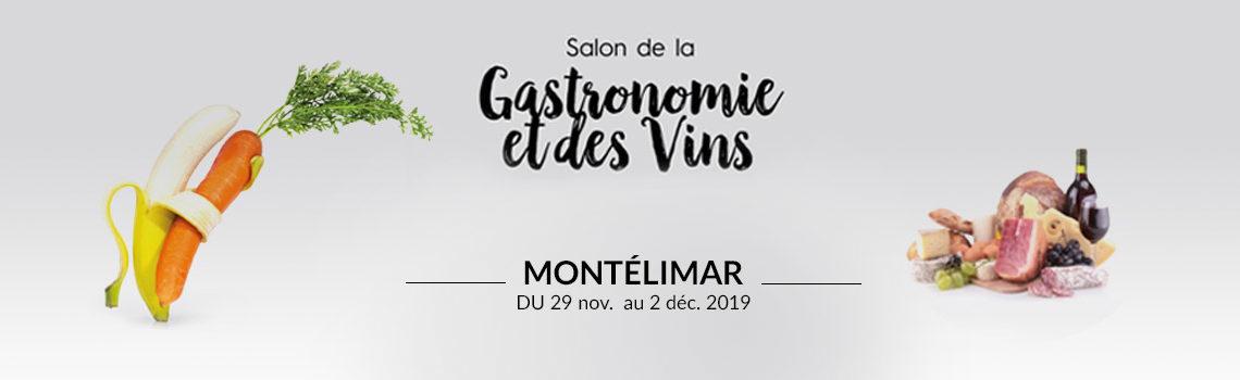 Salon de la gastronomie de Montélimar 2019