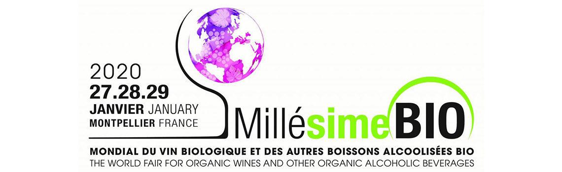 Logo Millésime Bio 2020